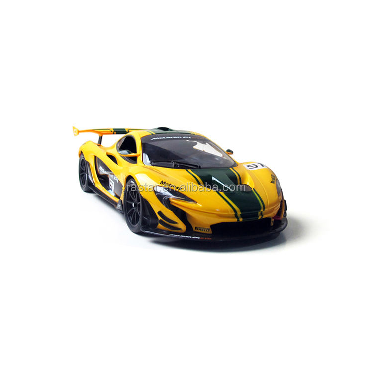 Mclaren licensed battery sports racing cars kids 1/14 rc car for sale