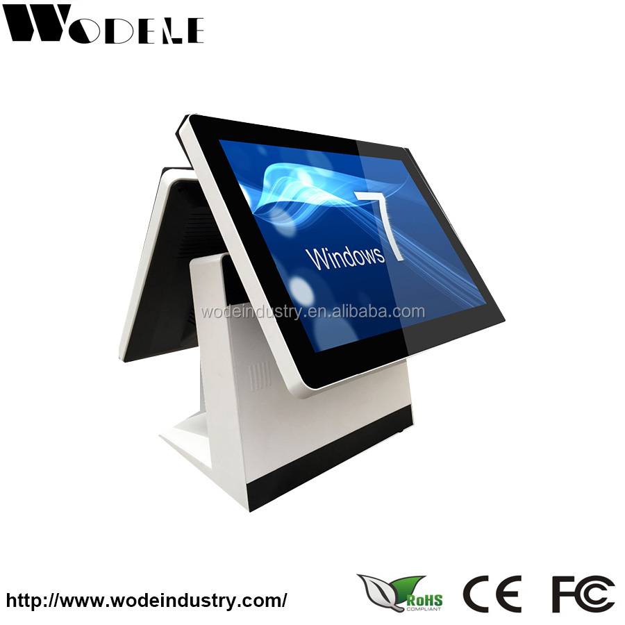 Multi Language 15 Cheap Catering Touch Cash Register Tablet with Pos System/Software