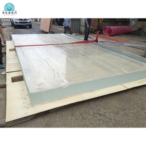 Clear Transparent Plastic Cheap Price Plexiglass Sheet 100mm Acrylic Glass