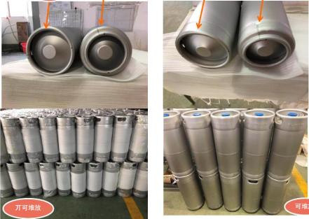 30L eccellente barilotto di birra prodotta dalla Cina fabbricazione