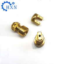 Swiss Type CNC Machining Parts Brass Machining Steel Machining Part Turning Milling Parts