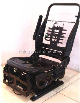Car Seat Power Adjustable Steel Frame For Modified Automotive