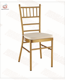 china high quality hotel furniture banquet hall chairs used for sale stackable with golden aluminum frame frame