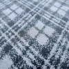 Printed TPU bonded fabric with polyester mesh surface waterproof breathable
