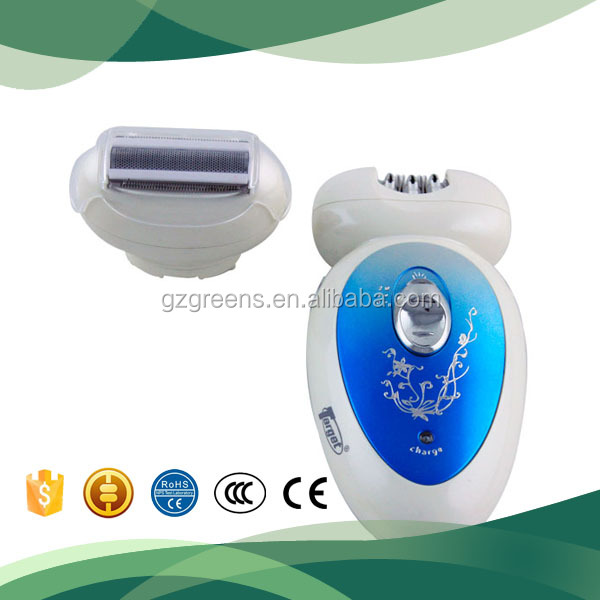 Alibaba China Supplier Best Price Mini Portable Electronic Hair Removal Lady Epilator