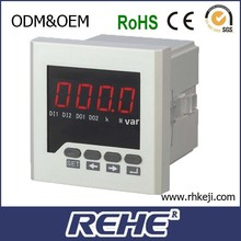 wholesale price digital three phase RS485 PR reactive power meter