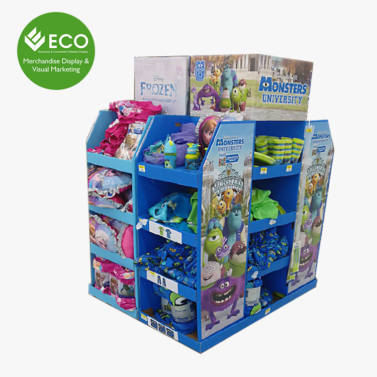 Cheap Children Clothing 4 Sides Pallet Display Wholesale For Promotion -  Buy Pallet Display,4 Sides Pallet Display,Children Clothing 4 Sides Pallet