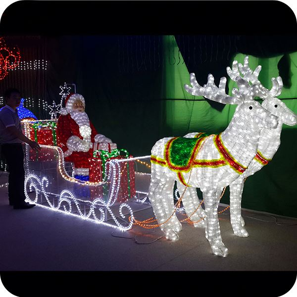 Outdoor Christmas Sleigh Outdoor Christmas Sleigh Suppliers And Manufacturers At Alibaba Com