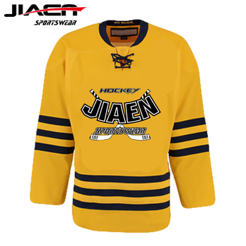 0f4a5a63f Cheap sublimated team hockey shirts sublimation polyester custom youth  canada hockey jersey