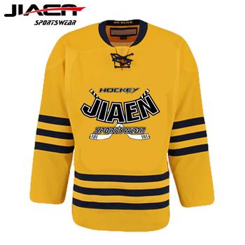 Cheap sublimated team hockey shirts sublimation polyester custom youth  canada hockey jersey b57fb5b91d5