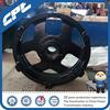 OEM/ODM kinds of customized v belt pulley fits bushing with lower price