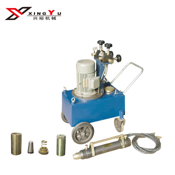 Tension jack wire frame machine/wire tensioner for prestressing ...