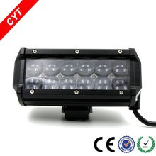 Waterproof rectangle 36W 12/36V 12Leds 6000K Car/Jeep LED Work light