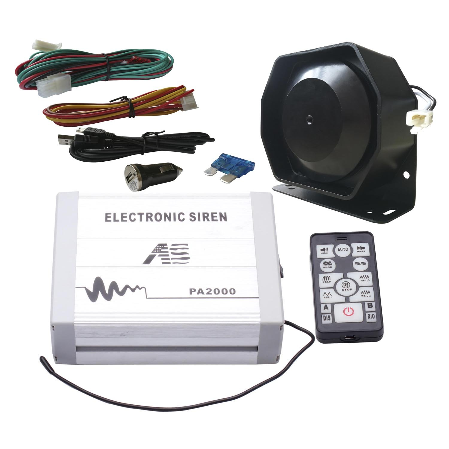 Cheap Code 3 Siren Tones Find Deals On Line At Change Whelen Get Quotations As 100w Police Bundle Pa2000e Spk0021 Piece Pack 20 12v With