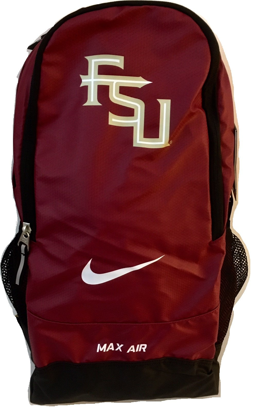 c9ae9b3478e0 Get Quotations · Nike Max Air Training College Team Backpack FLORIDA STATE  SEMINOLES