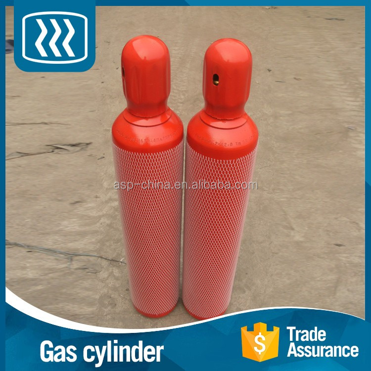 China supplier factory price carbon monoxide gas cylinder with burner