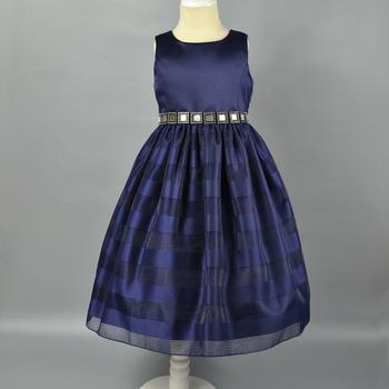 Stripe Online Shopping Kids Dress Princess Kids Party Wear Dresses ...