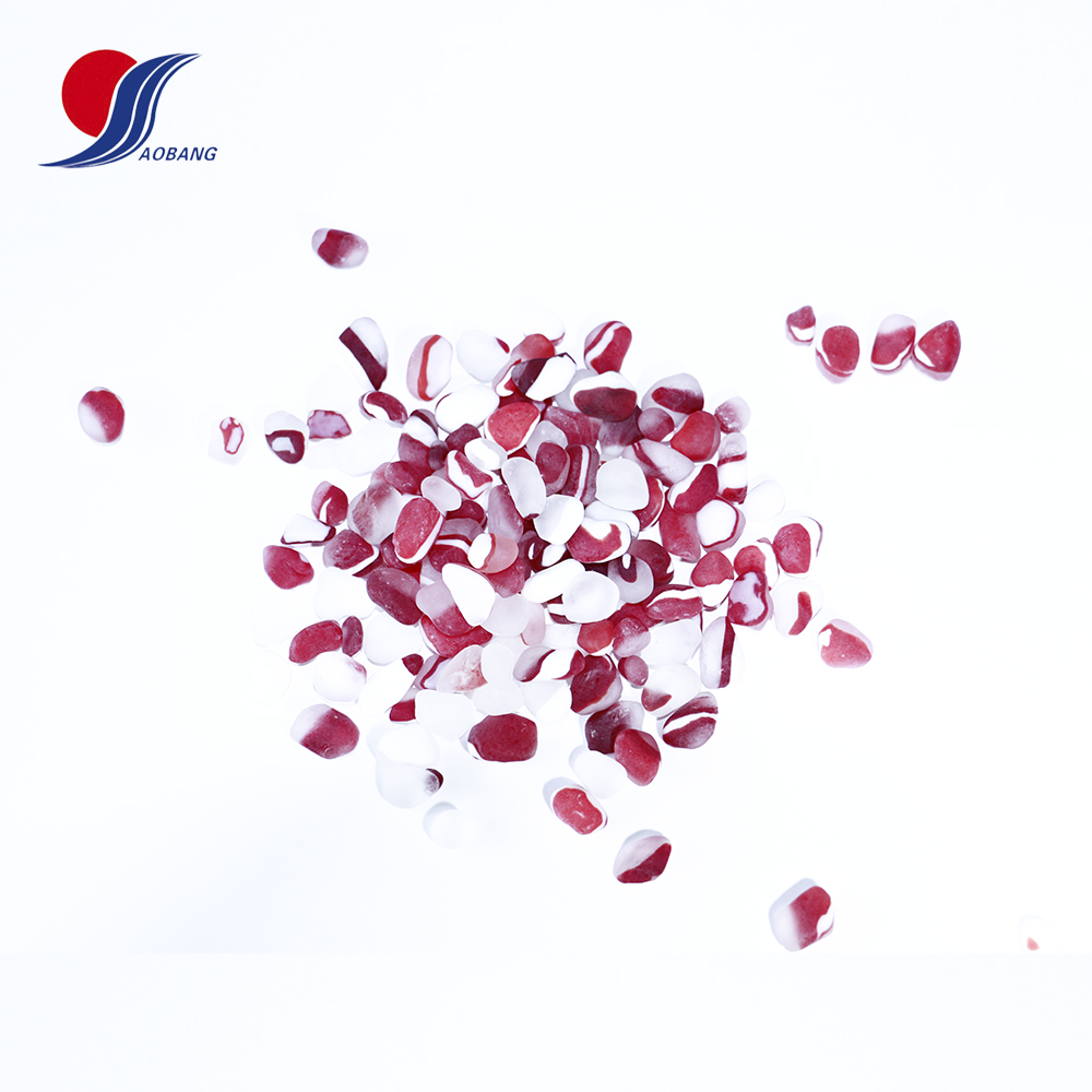 Wholesale China High Quality color Glass Beads foraquarium and home decoration