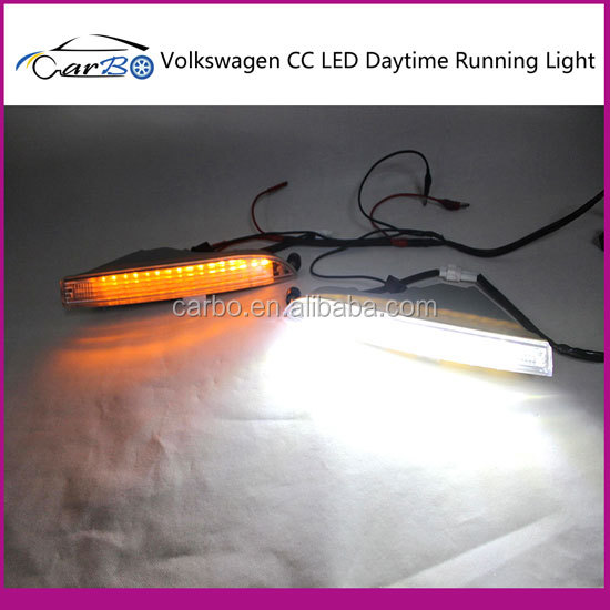 OEM car accessories Volkswagen CC led Daytime Running Light