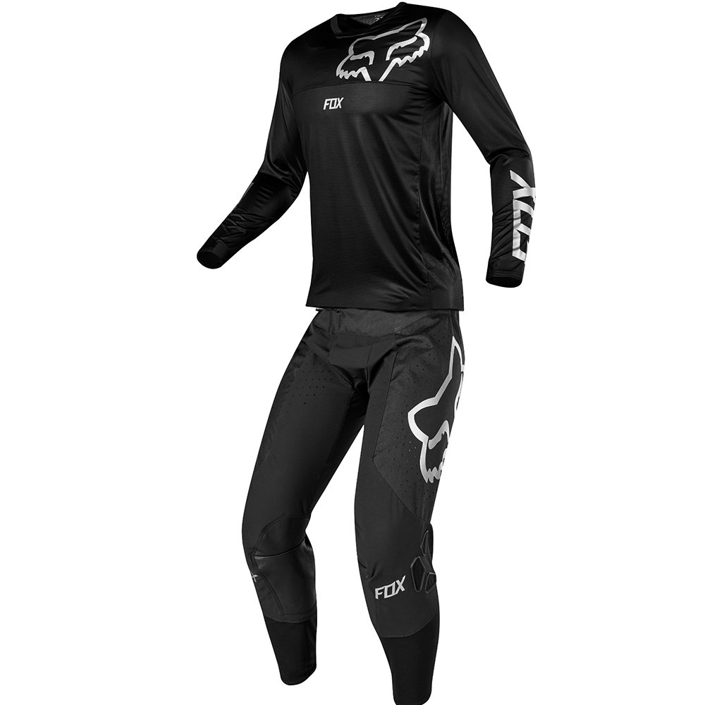 Fox Racing 2019 Airline Jersey-Black-XL