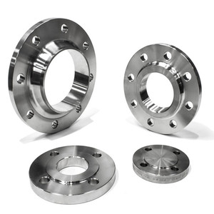 stainless steel DIN BS forged blind flanges SO flanges and weld neck flanges
