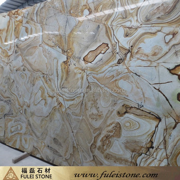 Factory Director Roma Imperiale Polishing Granite Big Slab