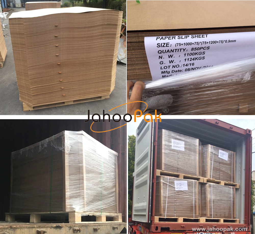 Slip Sheet Packing