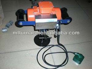 Electric Ramming machine for furnace builder