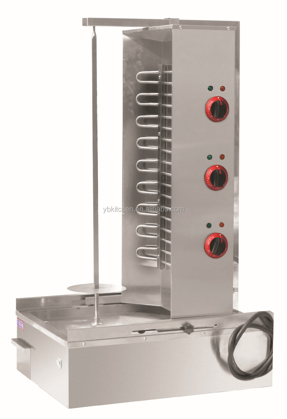 electric shawarma machine