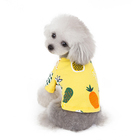 2019 New Summer Pet t-shirt Dogs lovable wear nice Dog clothes