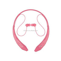 Wireless Mini Sports In-ear Stereo Bluetooth Earphone telephone headset