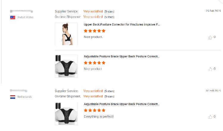 Ultra Bas Prix Posture-Produit Correct Thérapie Dos et D'épaule Premium Support Dorsal Sangle