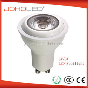 Hot 220v dimmable gu10 mr11 led 5w/led cob gu10/led lights gu10 /led lamp gu10