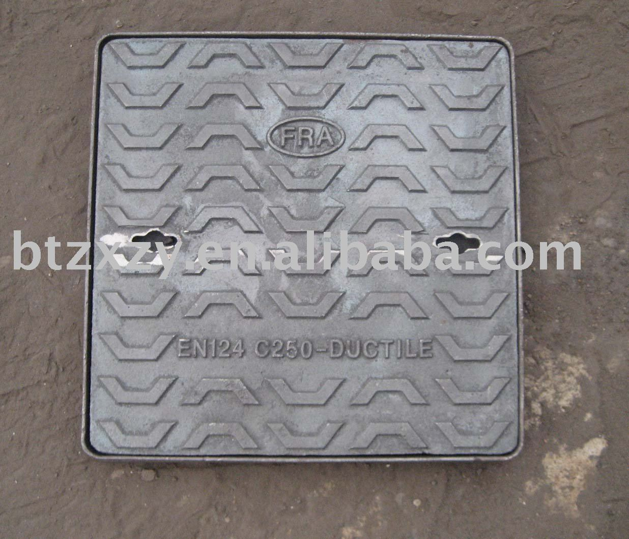 Cheap Manhole Cover En124 D400 In Cast & Forged From Manufacturer