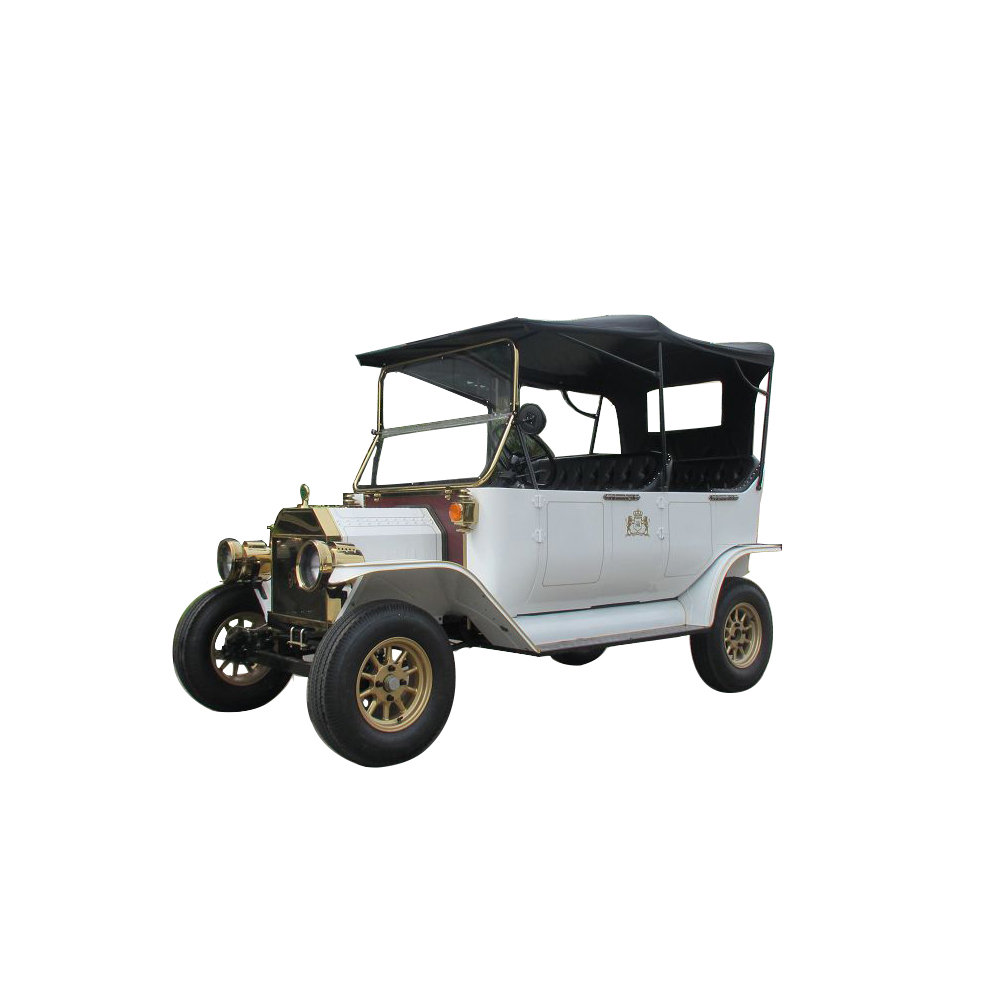 Europe Style Smart New Model T Electric City Golf Kart