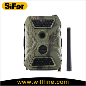 3g sim card security camera 12MP 720P resolution wireless outdoor for remote area surveillance