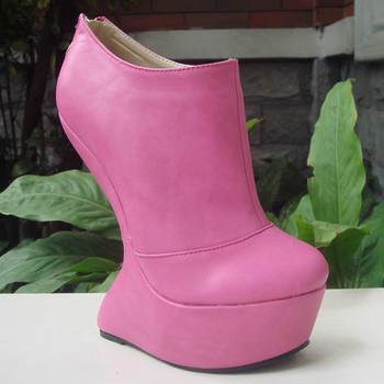 Pink Girls High Heel Ankle Boots , Buy Girls High Heel Ankle Boots,Girls  High Heel Ankle Boots,Girls High Heel Ankle Boots Product on Alibaba.com