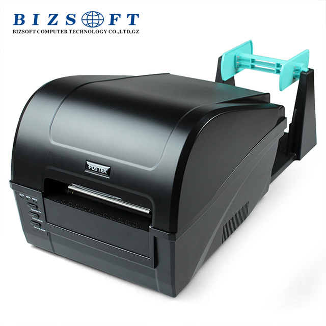 Bizsoft Postek C-168 300dpi thermal transfer barcode printer