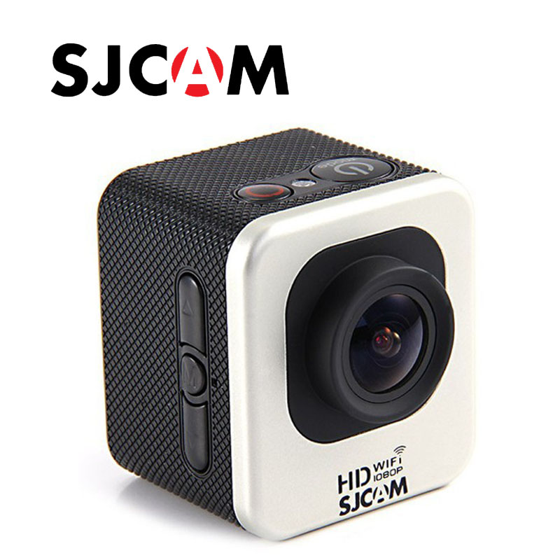 Free Shipping!!Original SJCAM M10 WiFi Mini Cube Action Camera Standard Version 1.5 Inch Waterproof HD Camcorder Car DVR