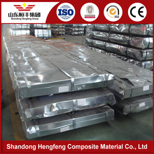 corrugated steel roofing made in China