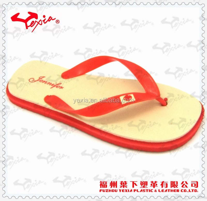 Distributor flip flop for women EVA slipper