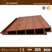heat resistance emboss wpc wall panel/wall cladding