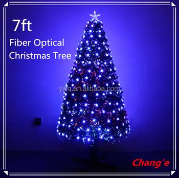 7ft fiber optical tree christmas tree vintage outdoor christmas decorations