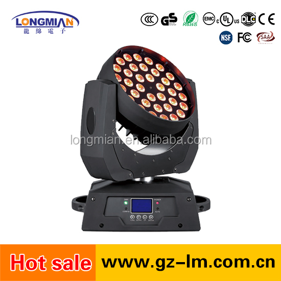 High Power 400w Professional Stage LED Moving Head Light led beam spotlight