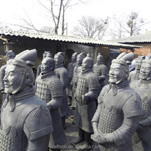 high imitation cotta warriors figure statue out from xi an factory
