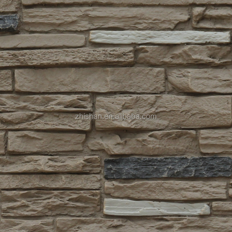 faux stone wall panels indoor