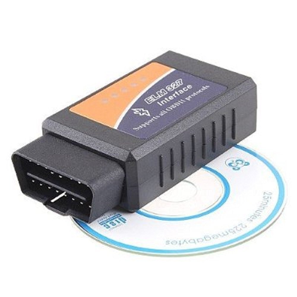 Simply Silver - New ELM327 Car Bluetooth OBDII OBD2 WiFi Diagnostic Interface Auto Scanner Scan - Unbranded