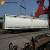 2016 Best price ISO tanker used iso tank container for liquid and gas