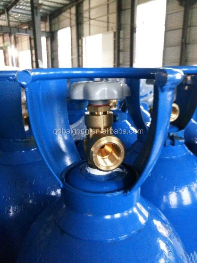 Pression de travail 200bar QF-42 D'oxygène Haute Pression Soupape À Gaz