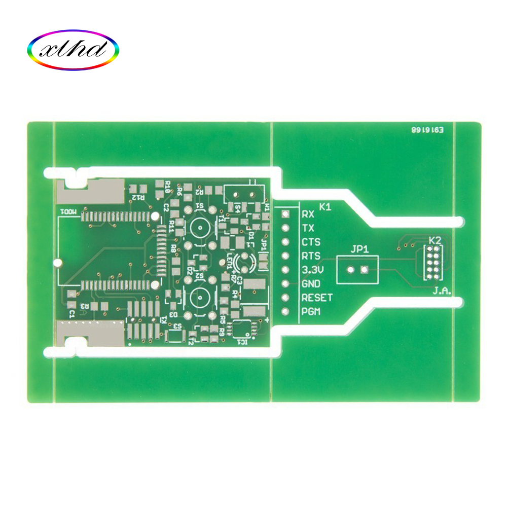 Electronic Bare Board Suppliers And Shenzhen Oem Printed Circuit Manufacturerpcb Manufacturers At